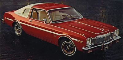 My 1978 Dodge Aspen looked pretty much like this...more of a burgundy color.  It cost under $6,000 and was the first new car I bought and paid for myself.  I actually think it is quite unattractive now, but at least it was mine! :))