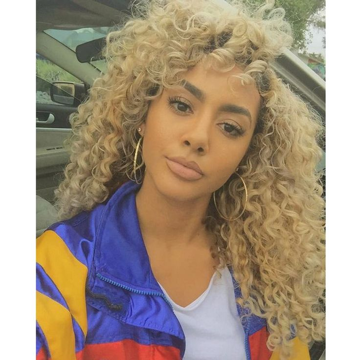 44.60$ Watch here - http://alig72.worldwells.pw/go.php?t=32787558345 - Synthetic Lace Front Wigs Hot Beauty Crochet Braided Curly Weave Dark Root Blonde Wigs for Black Women 16-26 inch Free Shipping 44.60$