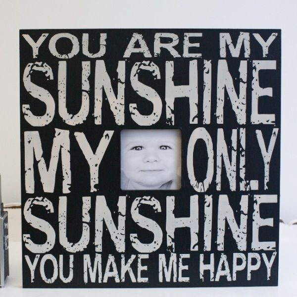 Love this frame! Used to sing this my boyz when they were little :)