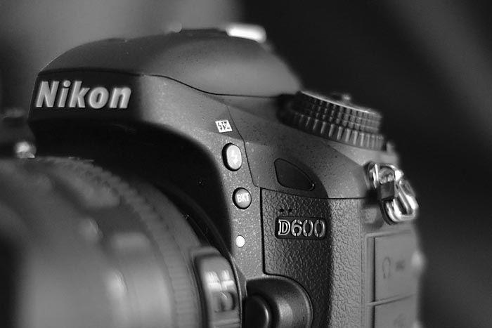 My next camera D600