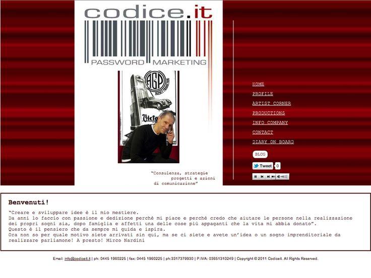 Website Codice it