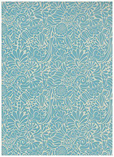 Batik Blue Contact Paper 9 FT. #ConTact