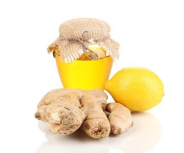 Tratamentul minune cu miere, ghimbir, otet si lamai