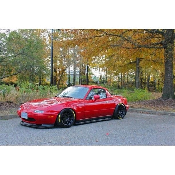 Haven't shared a Miata with you In a while. #mazda #miata #stancenation - taken by @stancenation - via http://instagramm.in