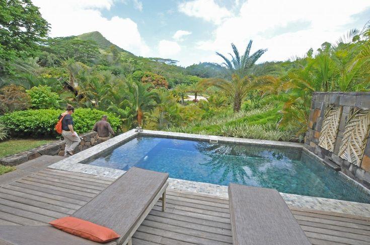 Lakaz Chamarel: Hotelcheck auf Mauritius