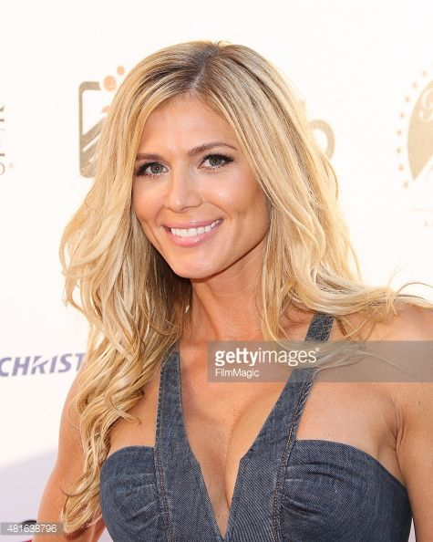 Diva Torrie Wilson attends the 5th Annual Variety Texas Hold 'Em poker tournament benefiting The Children's Charity Of SoCal at Paramount Studios on July 22, 2015 in Hollywood, California.