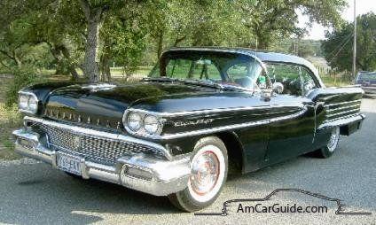 1958 Oldsmobile Super 88 Holiday