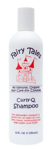 Fairy Tales Curly-Q Shampoo for Kids, 12 oz * Click image to review more details.
