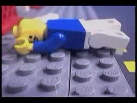 ▶ The Letter --- Animated Lego Film! - YouTube