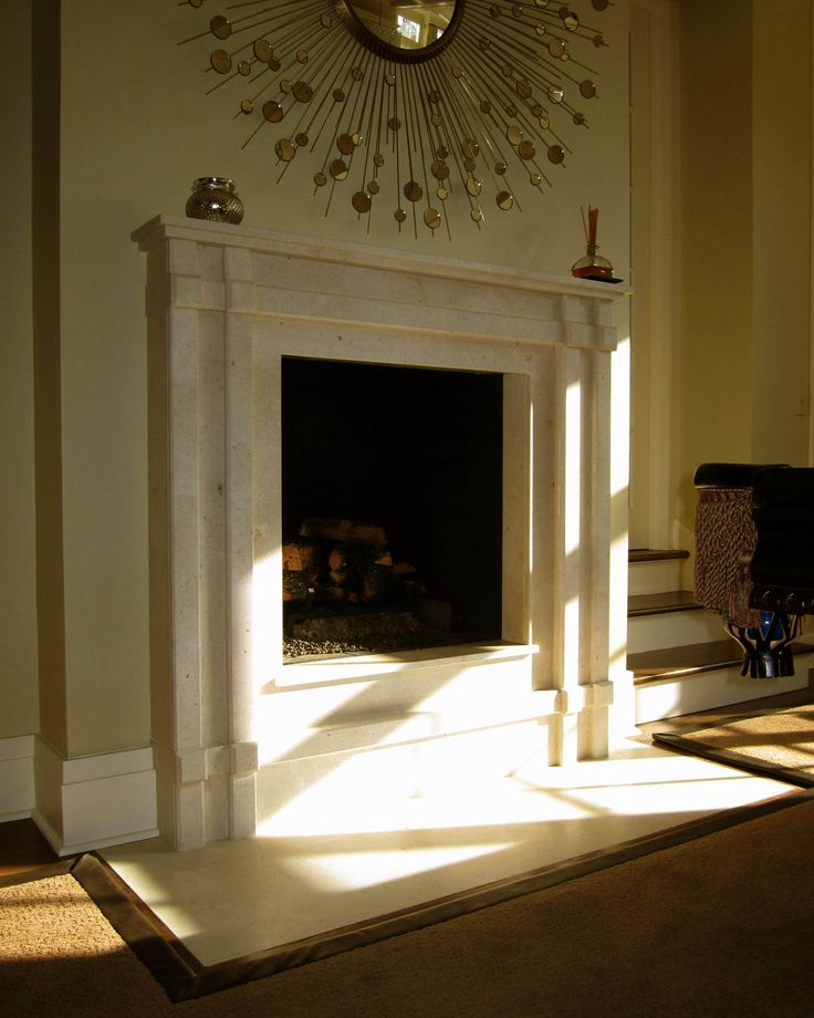 Raised Hearth Fireplace Designs: 9 Best Raised Fireplaces Images On Pinterest