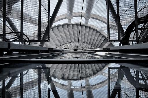 Infinite stairway - Enoshima, Japan