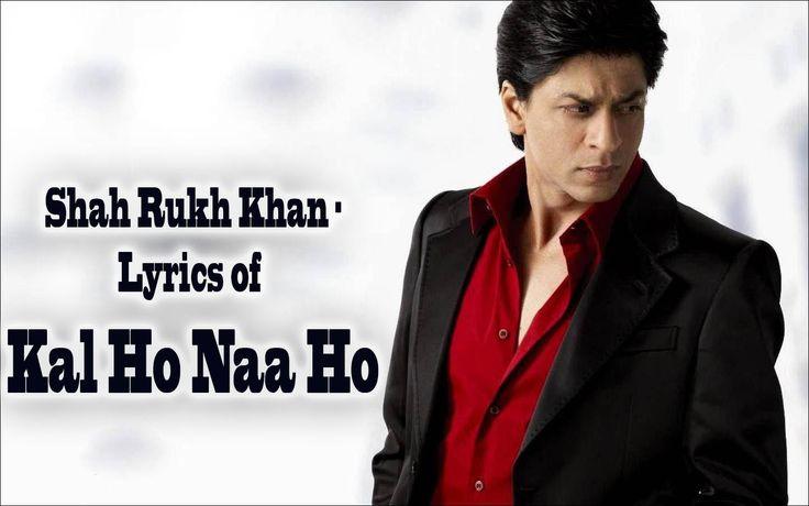 Kal Ho Na Hoo - Shah Rukh Khan (with English translation) - YouTube