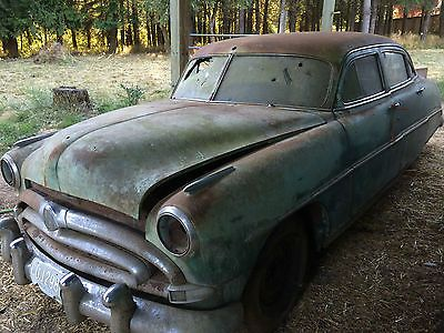 Makes Wasp Super 6 Twin H 1953 Hudson With TWIN POWER Barn