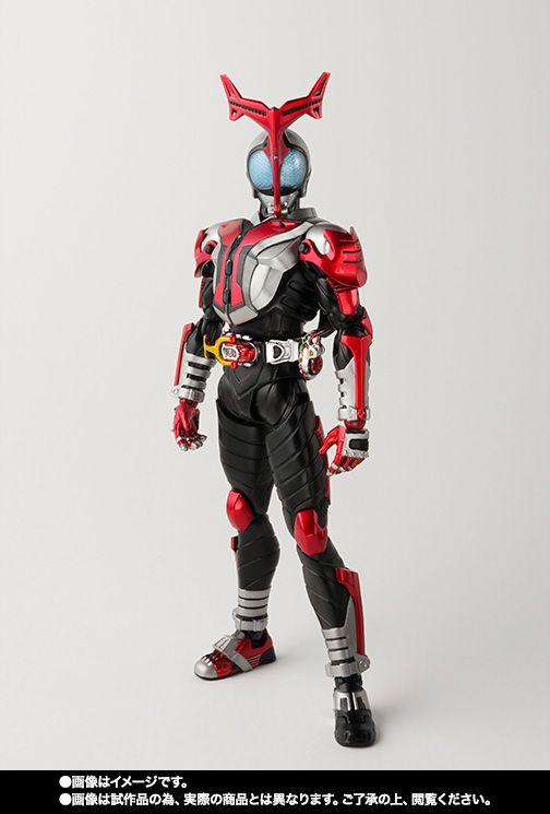 S.H.Figuarts(真骨彫製法) 仮面ライダーカブト ハイパーフォーム 06