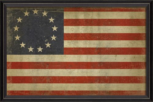 the betsy ross 1776 flag