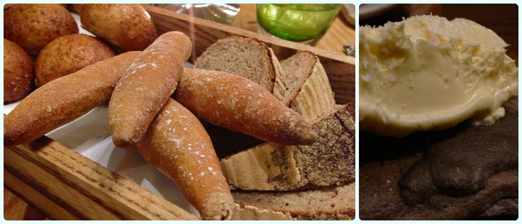 The French by Simon Rogan at the Midland Hotel, Manchester - Bread