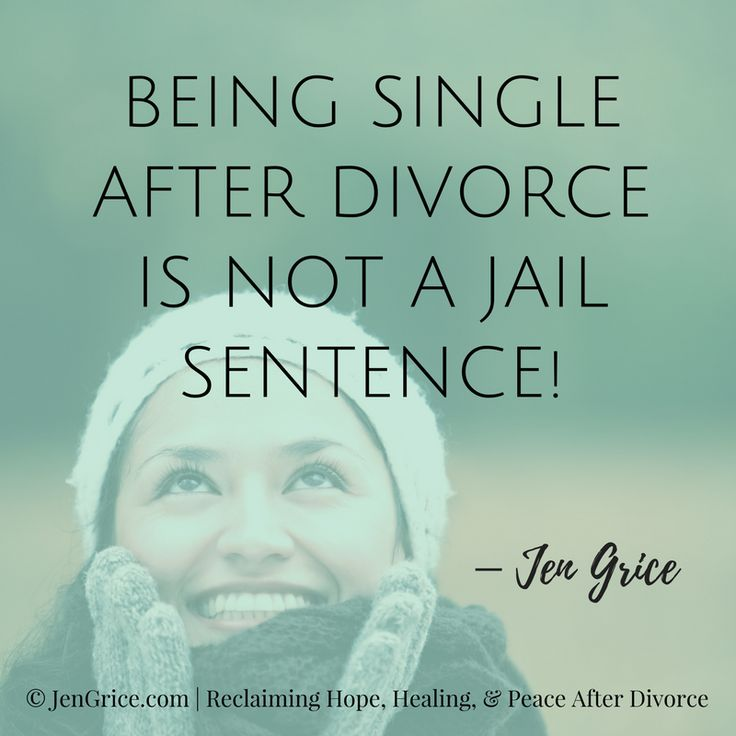 Can you start dating during divorce