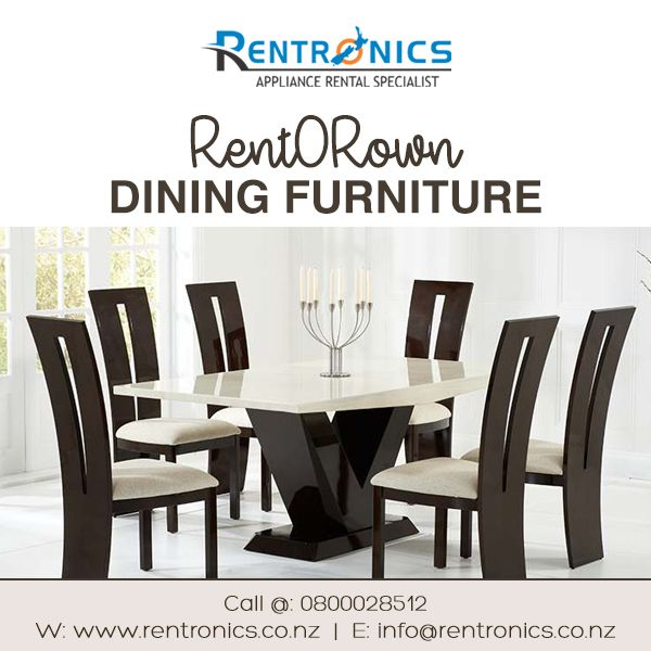 Enhance Your Home Decor With The Best Quality Rentorown Dining