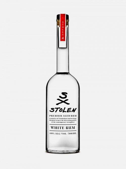 Stolen Rum... great bottle and design.Design Foda, Stolen White, White Rum, Stolen Rum, Tasty Design, Products Packaging