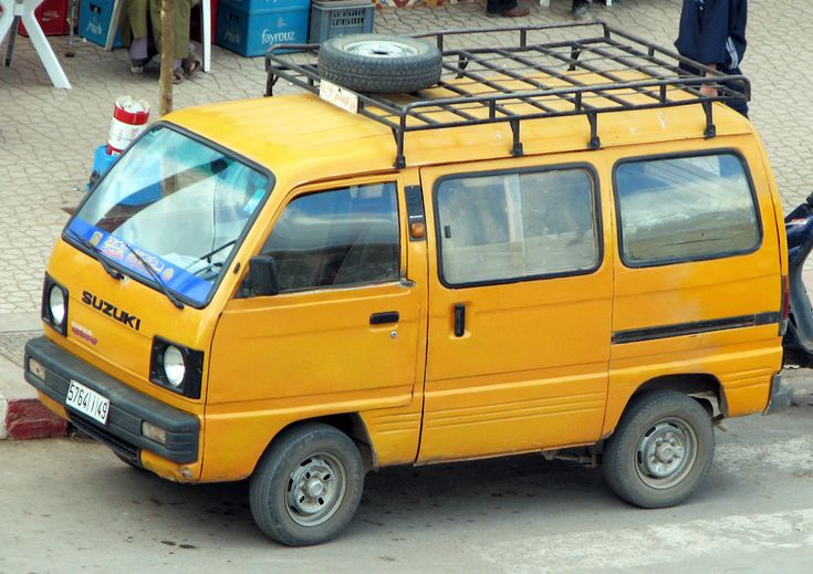Suzuki Carry                                                                                                                                                                                 More