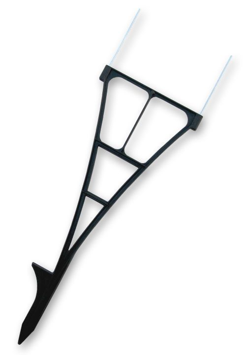 Spider Stakes 100 Pack $1.00 each Yard Sign Stake Use with 4mm Corrugated signs