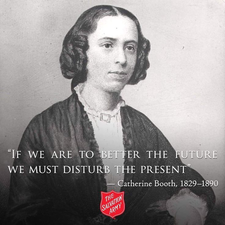 #CatherineBooth was a full & equal partner with her husband William Booth in the formation of The Salvation Army. The #SalvationArmy: ordaining women since the mid-1800s.  #womenshistorymonth