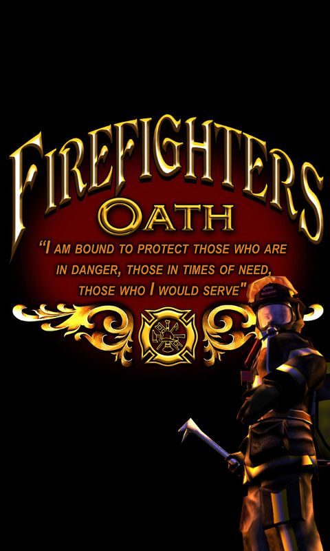 firefighter sayings and quotes Size 150 KB 480 x 800