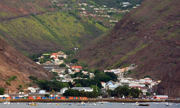 St. Helena, 'Cursed Rock' of Napoleon's Exile    http://travel.nytimes.com/2012/04/01/travel/st-helena-cursed-rock-of-napoleons-exile.html?ref=travel: Harbour View, Remot Islands, Curs Rocks, Atlantic Islands, Tiny Islands, Saint Helena Islands, Ascens Islands, Islands Community, Curly Rocks