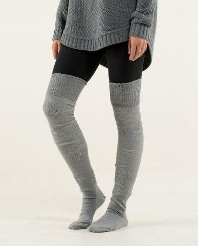 savasana sock   women's socks & underwear   lululemon athletica