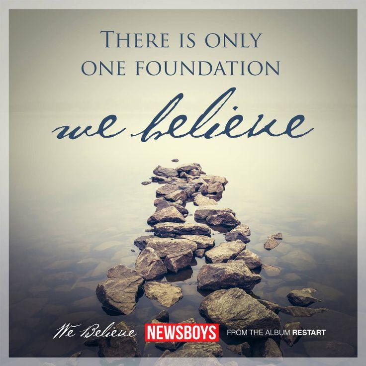 We Believe - The Newsboys
