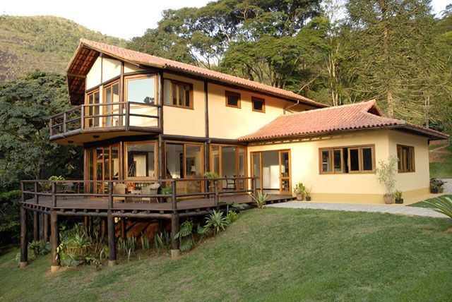Lcd arquitetura constru o ideas finca pinterest de campo campo y casas - Terenes casa rural ...