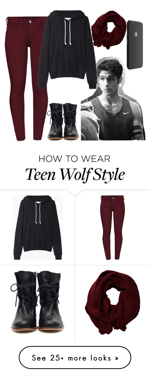 """[McCall]"" by cute-boys-styles on Polyvore featuring French Connection, La Garçonne Moderne and Friis & Company"