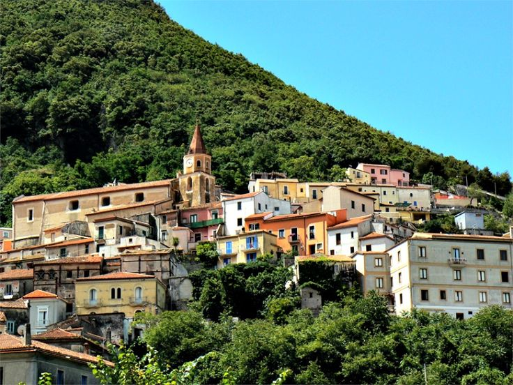 """Post on """"Best small towns of Southern Italy & Sicily"""" Maratea, is an off-the-beaten-path gem in the region of Basilicata"""