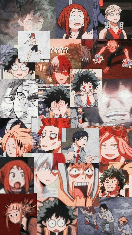 Bnha Zodiac Anime Wallpaper Iphone Anime Wallpaper Cute Anime Wallpaper