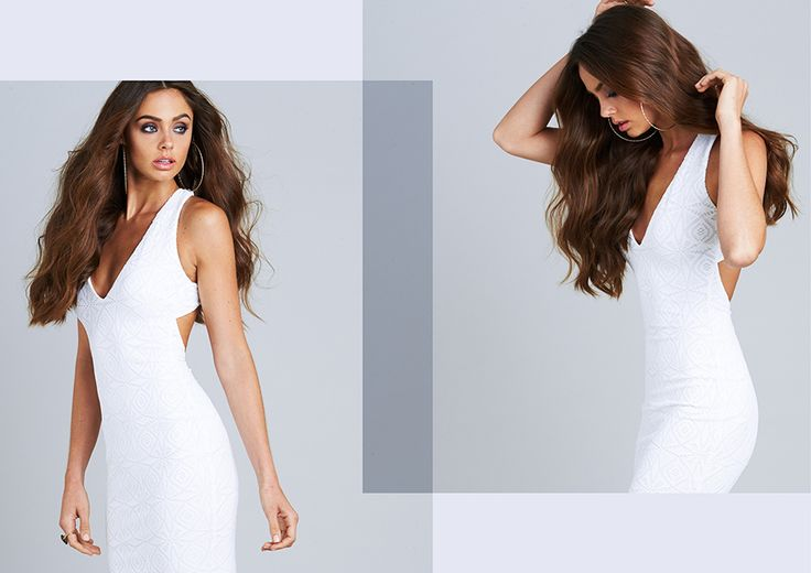 Shop now- http://www.nookie.com.au/shop/products/catch-and-kiss-cross-back-shift/ivory