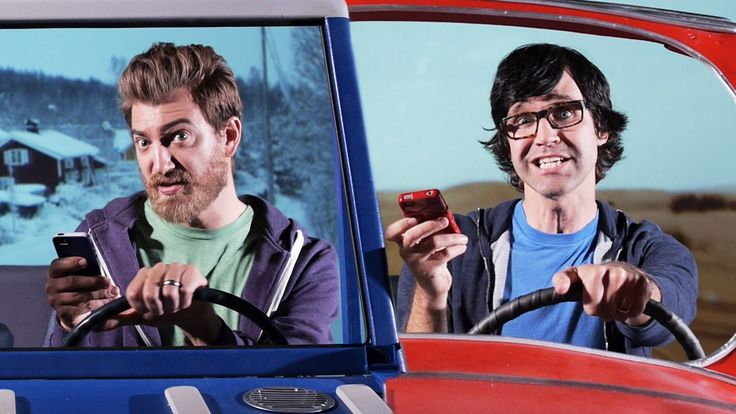 I'm a Textpert (Rap Battle) by the Rhett and Link from Good Mythical Morning.
