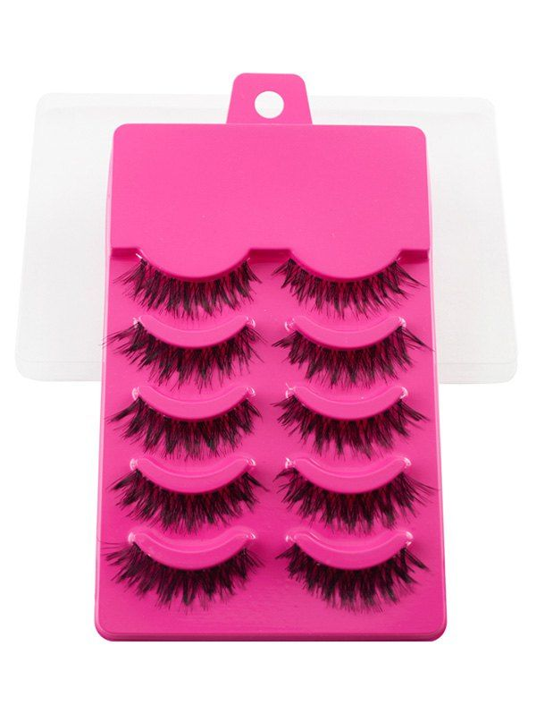 SHARE & Get it FREE | 5 Pairs Dense Lengthen Fake EyelashesFor Fashion Lovers only:80,000+ Items • New Arrivals Daily • Affordable Casual to Chic for Every Occasion Join Sammydress: Get YOUR $50 NOW!