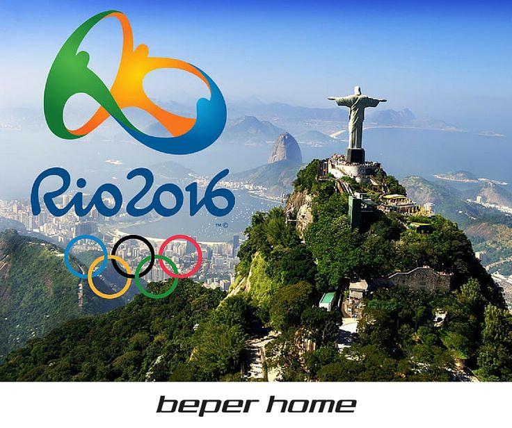 Dal 5 al 21 agosto la bellissima Rio de Janeiro ospita la 31ma edizione dei Giochi Olimpici Estivi.  Sono ben 297 gli azzurri qualificati e convocati. Non ci resta che fargli un grandissimo in bocca al lupo e augurargli di portare a casa qualche medaglia. Segui con noi la nazionale italiana, FORZA RAGAZZI!!!  @beperhome #events #olympics #rio2016