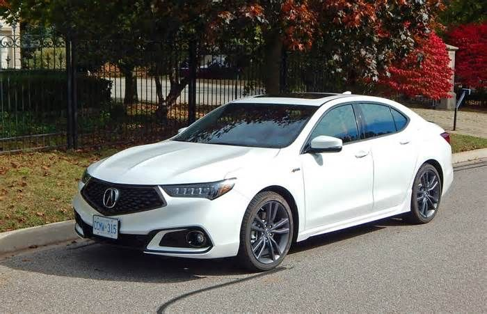Car Review: 2018 Acura TLX SH-AWD A-Spec It's not like Acura is the only upscale brand to have its best-selling automobile taking a back seat to an even better selling crossover. No, in the same boat one could add Audi, Cadillac, Infiniti, Jaguar, Lexus, Volvo and several others. Of course ...