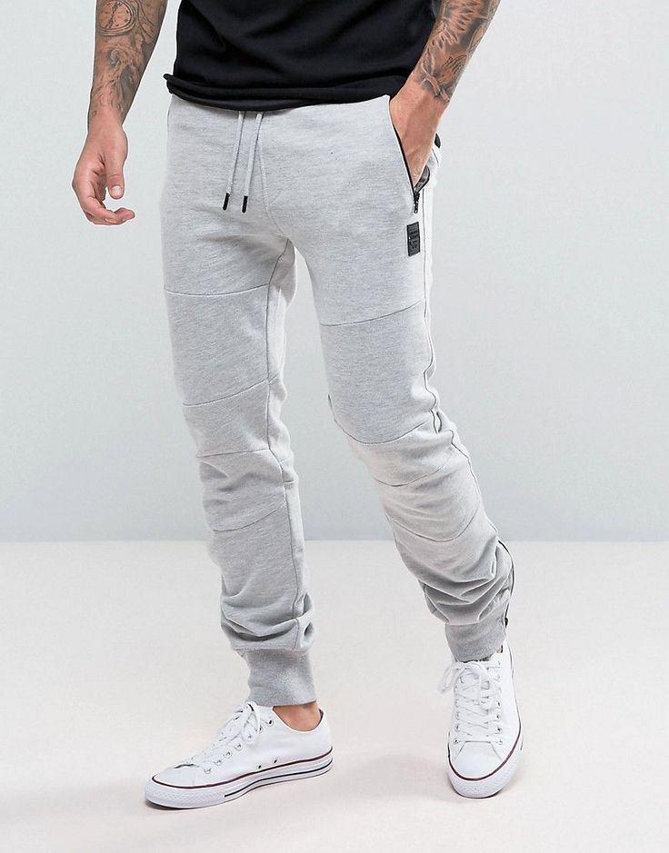 Get this Crosshatch's joggers now! Click for more details. Worldwide shipping. Crosshatch Ribbed Cuff Joggers - Grey: Trousers by Crosshatch, Soft-touch sweat, Drawstring waistband, Side pockets, Panelled design, Tapered leg, Fitted cuffs, Slim fit - cut close to the body, Machine wash, 80% Cotton, 20% Polyester, Our model wears a W 32 and is 188cm/6'2 tall. (joggers, jog, jogger, joggers, jogging, joggings, jogger, joggers, joggeurs, joggers)