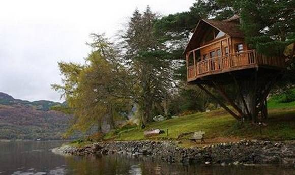 unique treehouses | fairytale tree houses11 Beautiful And Unique Tree Houses