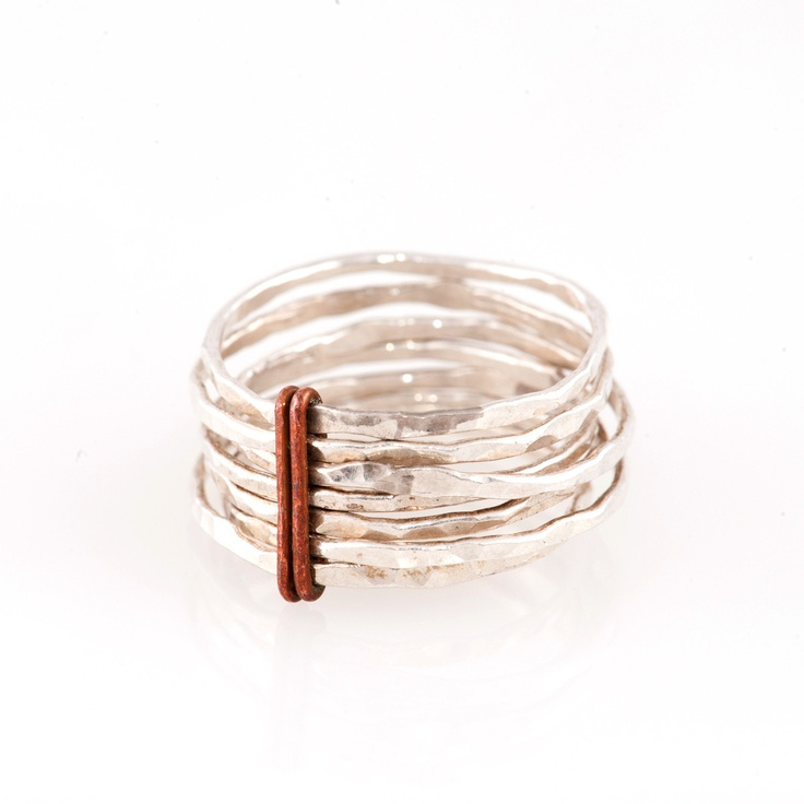 249 best JEWELRY: rings images on Pinterest   Puzzle ring, Puzzle ...