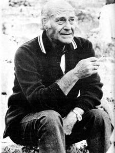 Odysseas Elytis (Greek: Οδυσσέας Ελύτης, born Οδυσσέας Αλεπουδέλλης; November 2, 1911 – March 18, 1996) was regarded as a major exponent of romantic modernism in Greece and the world. In 1979 the Nobel Prize in Literature was bestowed on him.