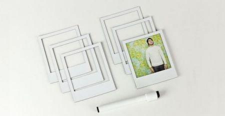 marcos de Fotos Polaroid. Magnéticos