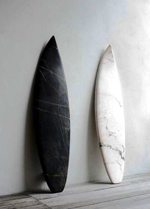 Cool.Inspiration, Surf Up, Art, Marbles Surfboard, Marbles Sculpture, Black White, Surf Shops, Surf Boards, Design
