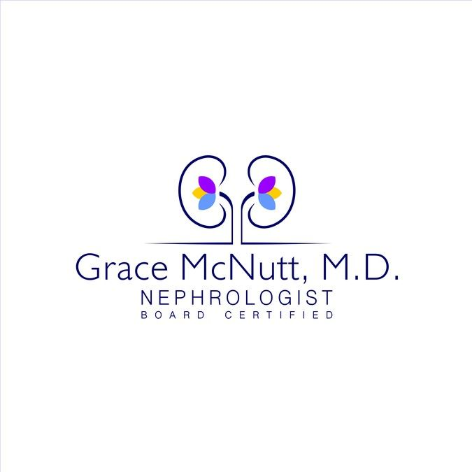 New Small Town Doctor Needs a Logo with Kidneys by Andy Max