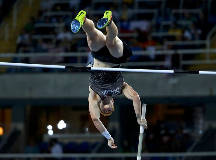 PHOTOS | Shawn Barber is looking to make Olympic history in the pole vault tonight | CBC Sports