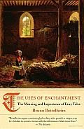 The Uses of Enchantment by Bruno Bettelheim: Bruno Bettelheim was one of the great child psychologists of the twentieth century and perhaps none of his books has been more influential than this revelatory study of fairy tales and their universal importance in understanding childhood development. Analyzing a wide range of traditional stories,...He was in Dachau.