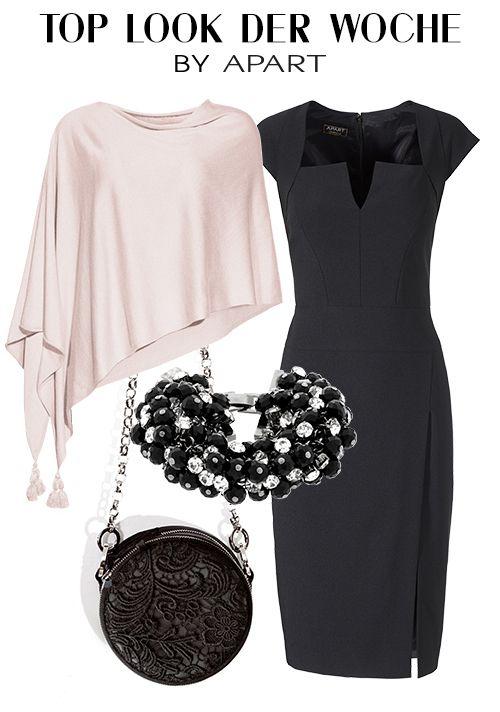 pin von apart fashion auf best looks pinterest kleider elegante kleider und bekleidung. Black Bedroom Furniture Sets. Home Design Ideas