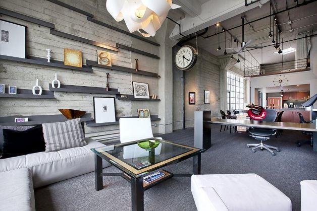 54 Best Warehouse Studio Living Images On Pinterest Home